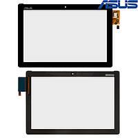 Сенсорный экран (touchscreen) для Asus ZenPad 10 Z300CG, черный, оригинал