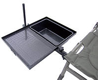 Side Tray With Bowl