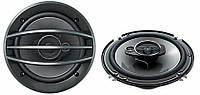 Автомобильная акустика колонки Pioneer TS-A1374S, акустическая система пионер