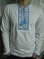 """Рубашка мужская с вышивкой """"Туман""""-7 (4)"""