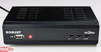 Цифровой эфирный приемник Romsat T2 Ultra DVB-T2