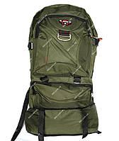 Большой спортивный рюкзак зеленого цвета (501981)