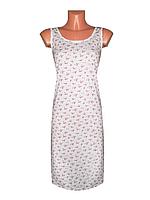 Сорочка ночная (рубашка ночная) (ГОСТ 17522-72) (кулир)