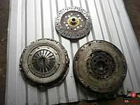 Сцепление в зборе (корзина, диск, двухмасовый маховик) на Fiat Doblо 1,9 MultiJet Фиат Добло 223 кузов 2004 -