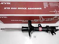Передний левый амортизатор KIA Sportage 2004-2010, газомасляный Kayaba 339743