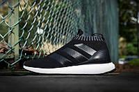 "Кроссовки Adidas Boost Ultra Mid ""Black/White"", фото 1"