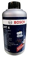 Тормозная жидкость BOSCH DOT-4, 250мл