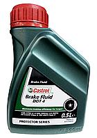 Тормозная жидкость CASTROL Brake Fluid DOT4, 500мл