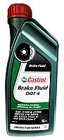 Тормозная жидкость CASTROL Brake Fluid DOT4, 1л