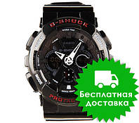Часы Casio G-Shock GA-200RG ALL BLACK