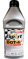 Тормозная жидкость POLO-EXPERT DOT4, 1л