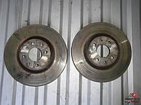 Диск тормозной передний на Fiat Doblо 1,9 MultiJet Фиат Добло 223 кузов 2004 - наше время г.в.