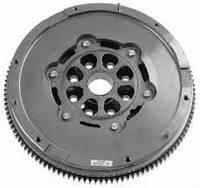 Демпфер сцепления на VW LT 2.5 TDI (75kw гладкий)  1996-2006 — Luk (Германия) — 415013510