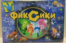 Мягкая игрушка Симка и Нолик из мультфильма Фиксики