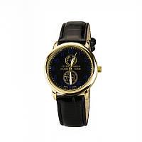"""Часы мужские Ulysse Nardin """"Maxi Marine"""" Арт.UN-03black-gold-bl копия-реплика швейцарских часов недорого макси марин"""
