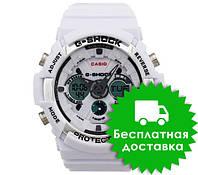 Часы Casio G-Shock GA-200RG WHITE