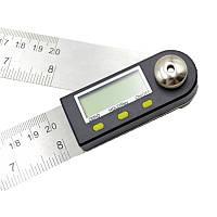 Електронний вимірювач кута, инклинометр цифровой, гониометр, угломер