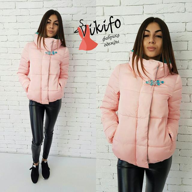Женские демисезонные куртки новая коллекция весна 2017