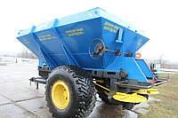 Машина для внесения удобрений МВУ-6 , мінеральні добрива