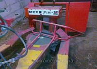 Дробілка кукурудзи для силоса Pottinger 2-х рядна