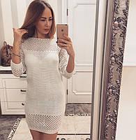 Платье сеточка