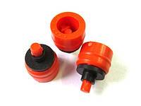 Редукционный выходной клапан залива воды 0,5lt orange для стиральных машин
