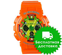 Часы Casio G-Shock GA-200RG ORANGE