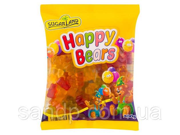 Желейные конфеты Счастливые мишки Sugarland  200гр. (Германия), фото 2