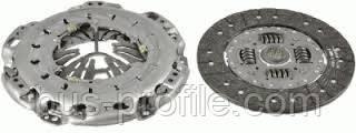 Комплект сцепления на MB Sprinter 906 3.0 Cdi OM642 2006→ — Luk (Германия) — 626302619