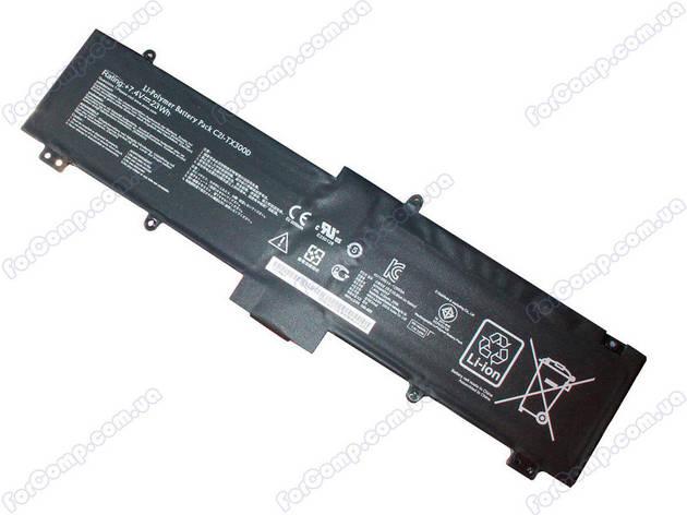 Оригинальная батарея для ноутбука Asus C21-TX300D , фото 2