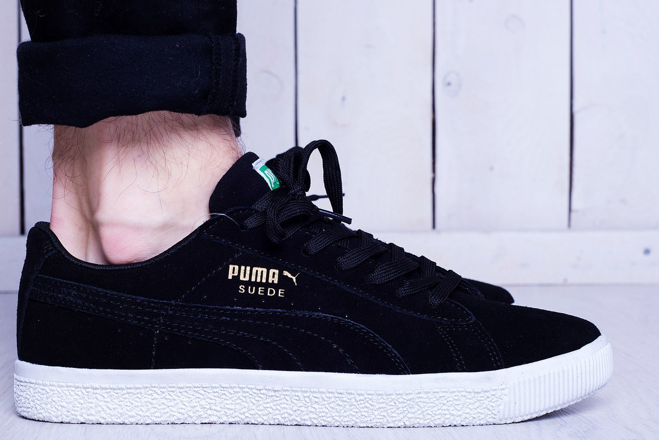 14c45ab19c82e1 Мужские кроссовки Puma Suede купить в