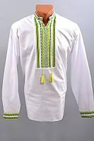 Вышитая рубашка детская оптом и в розницу, фото 1
