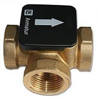 "Термостатический клапан LK 820 мех., корпус латунь ННН 1 1/2""х 55°C LK Armatur"