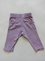 Штани на для хлопчика зручні штаники для новорожденого європа jbc зростання 50