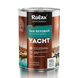 Лак яхтенный полиуретановый «YACHT» глянцевый