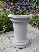 """Цветочник """"Барокко"""". Вазоны для цветов Днепропетровск. В наличии и под заказ от производителя."""
