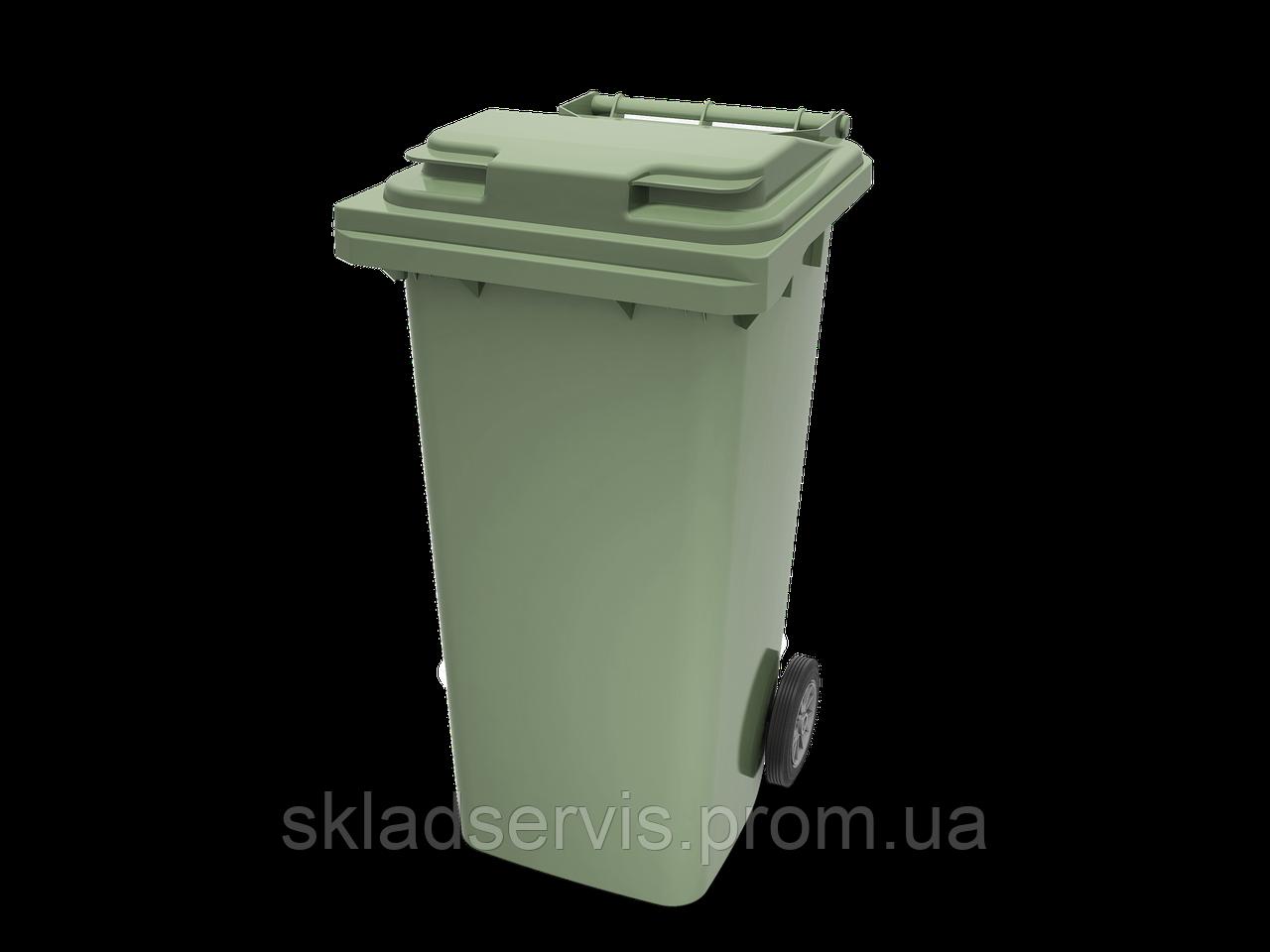 Пластиковый контейнер для мусора - ЧП «Торговая компания «Склад-Сервис» в Киеве
