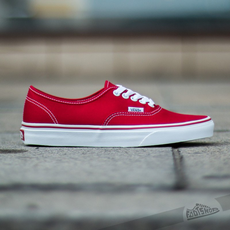 Кеди Кеды Vans - Authentic Red (оригинал) - Unitedshop в Ивано-Франковской ff5286a362c