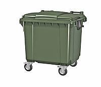 Мусорный контейнер ТБО 1100