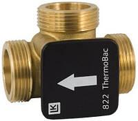 """Трехходовой обратный клапан, LK 822 корпус латунь ННН 1 1/2""""х 61°C LK Armatur"""