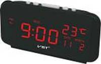 Часы настольные VST-806W-4