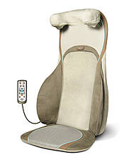 Массажная накидка HoMedics ThaiAIR Gel Shiatsu 3в1 с гелевыми ролами, прогревом 2в1 и пневмомассажем шеи, фото 3