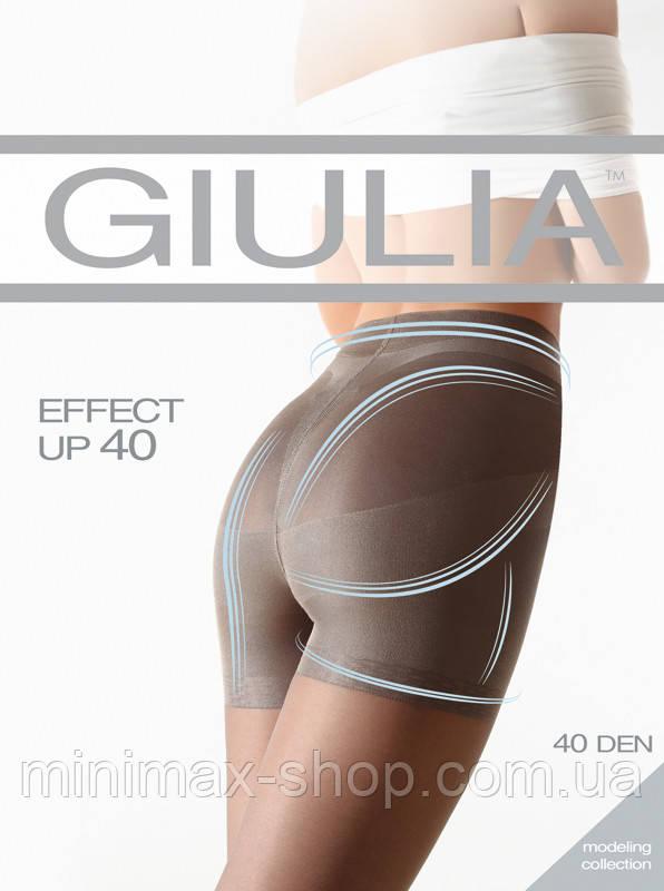 Колготки женские Элегантные Моделирующие  EFFECT UP 40 GIULIA