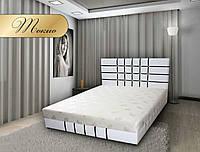 Кровать двуспальная  Токио с подъемным механизмом №3 Металлическая рамка с ламелями + бельевой ящик
