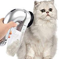 Машинка для вычесывания шерсти у собак и кошек shed pal (шед пал), фото 1