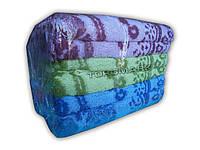 Махровое полотенце Бамбук 50*90 - хлопок - Киргизия
