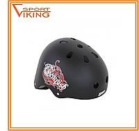 Защитный шлем Tempish Skillet (черный, белый)