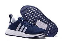 "Кроссовки Adidas NMD City 2 PK ""Navy Blue/White"", фото 1"