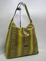 Женская сумка из натуральной кожи Velina Fabbiano