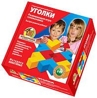 Кубики Никитина Уголки Вундеркинд (К-004), фото 1